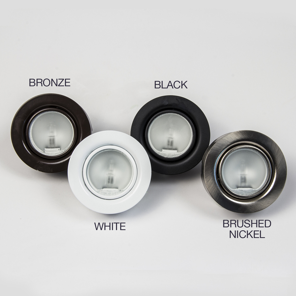 12vac xenon puck light 5wkrz illuminate 12vac xenon puck light aloadofball Images